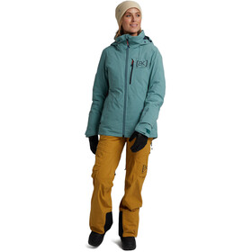 Burton Flare Down Jacket Gore-Tex Women, trellis